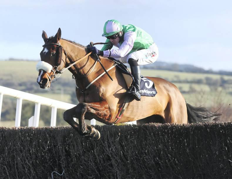 PUNCHESTOWN: Cyclone sweeps to convincing victory