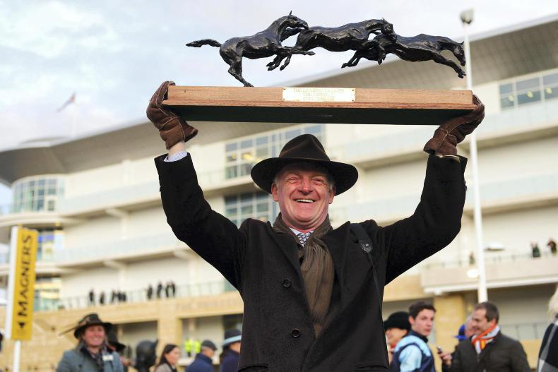 QUIZ: Can you name all 72 of Willie Mullins's Cheltenham Festival winners?