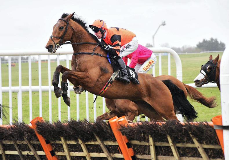 SIMON ROWLANDS: Improving Zero a worthy winner at Thurles