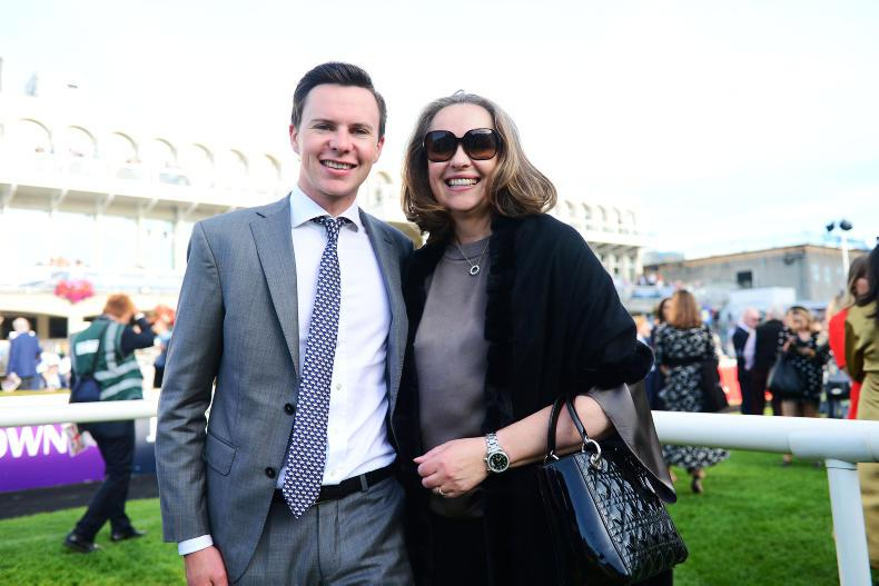 BREEDING INSIGHTS: Belated Mother's Day delivery for Annemarie O'Brien