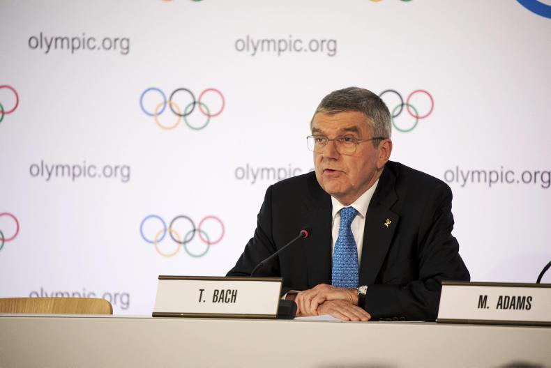 Q&A: Thomas Bach, IOC President - 'We have no blueprint for this'