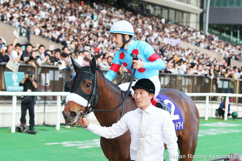 JAPAN: Lemaire force to lockdown
