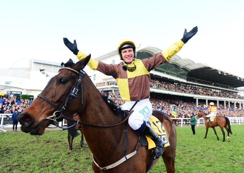 THE WEEK THAT WAS: A tale of two jockeys