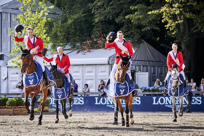 FEI exploring alternative dates for 2021 European Championships