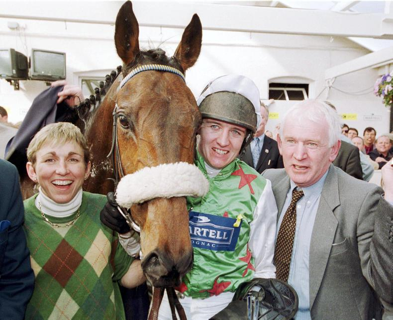 Monty's Pass – Aintree hero, and the pride of Conna