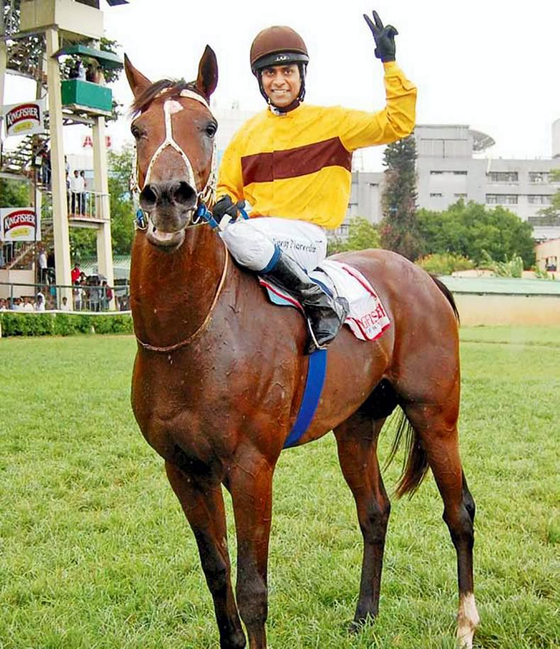 INDIA: Be Safe strikes for sire Holy Roman Emperor
