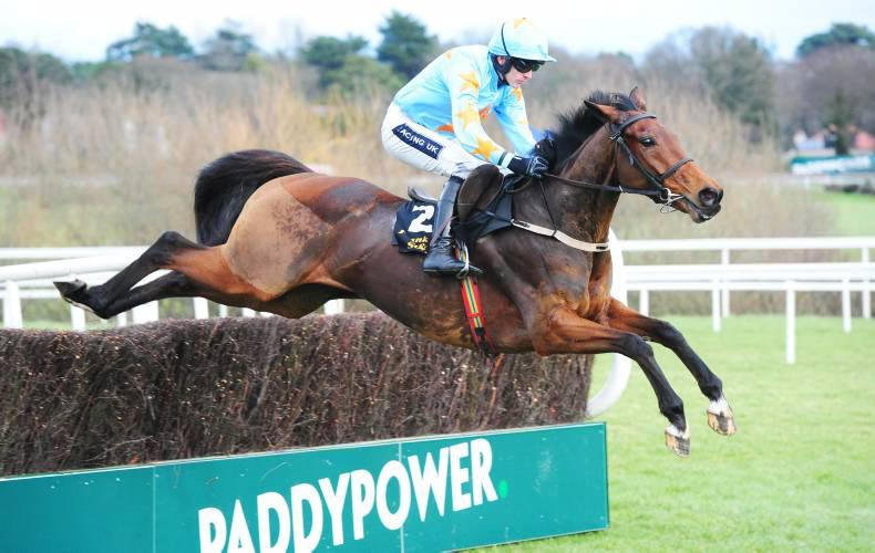 NICK MORDIN: Sceaux ranks with Kauto and Sprinter