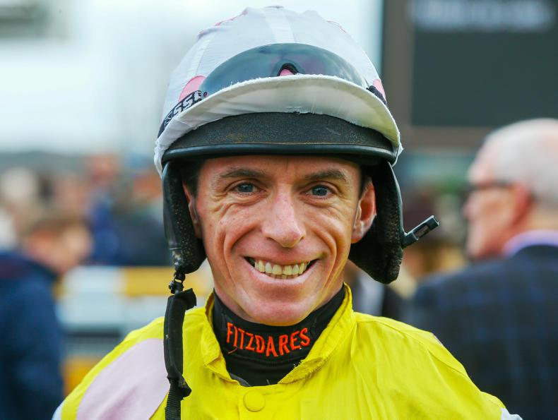 HEART OF RACING: David Crosse, jockey