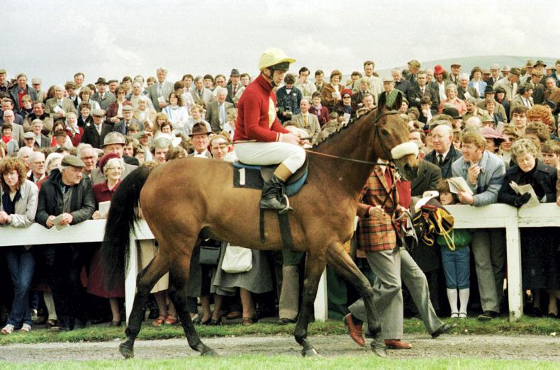 Red Rum hat-trick evokes special memories for McCain