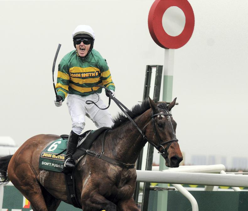 When Push came to shove, McCoy stepped forward for National glory