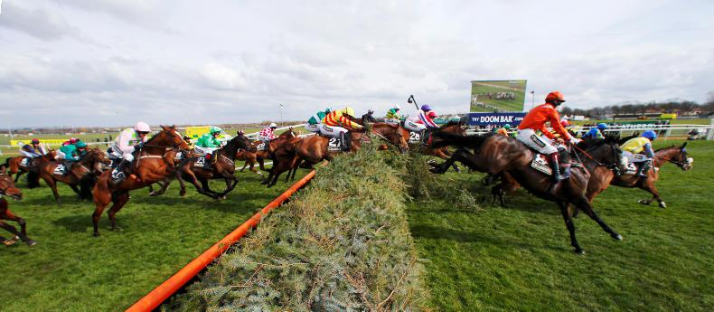 GRAND NATIONAL: 'I've won the Grand National!'