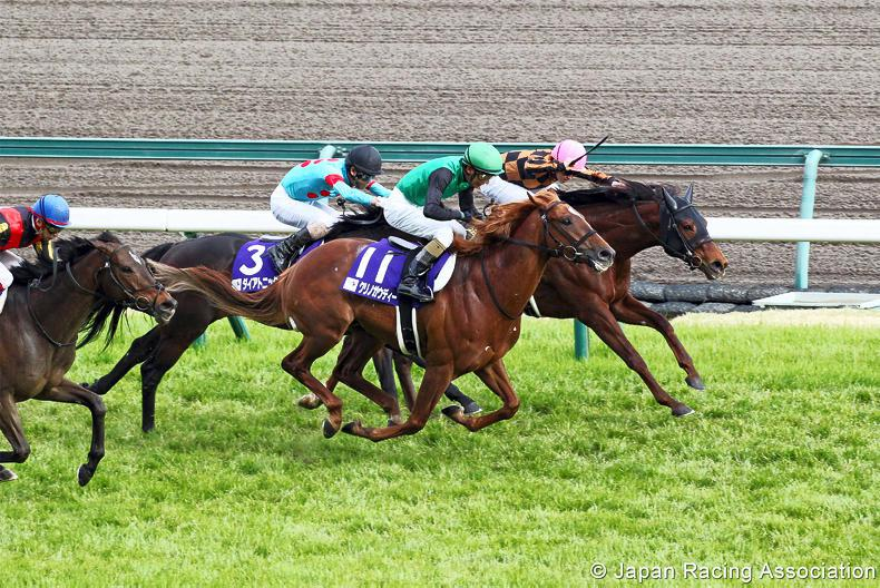 JAPAN: Superflare awarded dramatic sprint