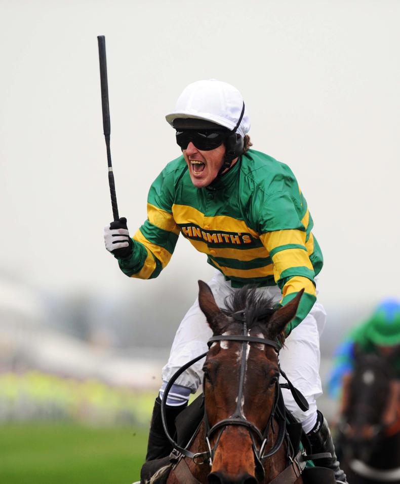 REMEMBER  WHEN: Days of Grand National glory