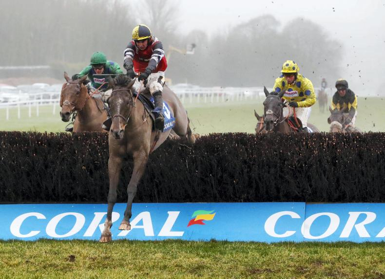 Davies hoping for real thing at Aintree next season with Potters Corner