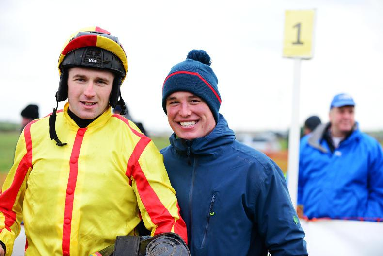 MARGIE McCLOONE: Seven up Lavery top of the north