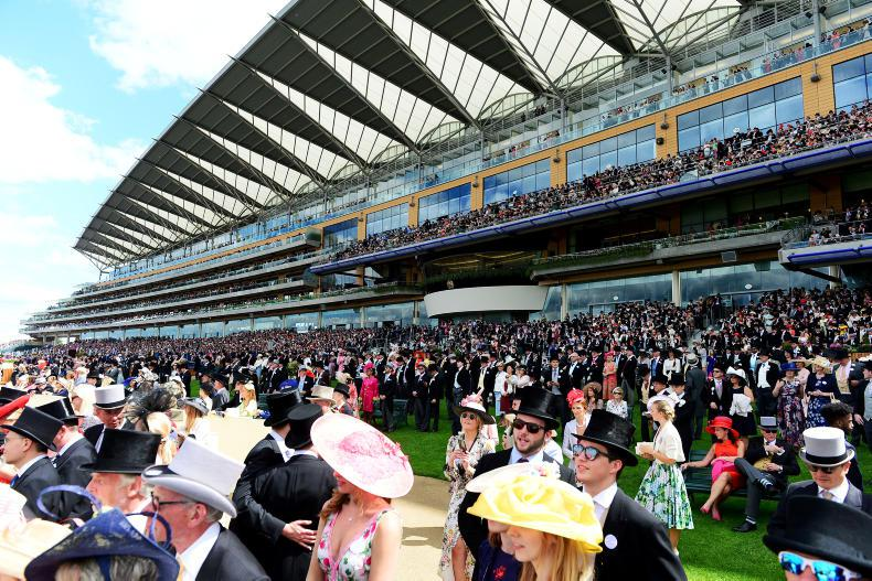Royal Ascot to be held behind closed doors if able to go ahead in June