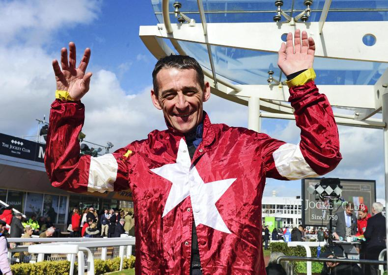 THE BIG INTERVIEW: Davy Russell