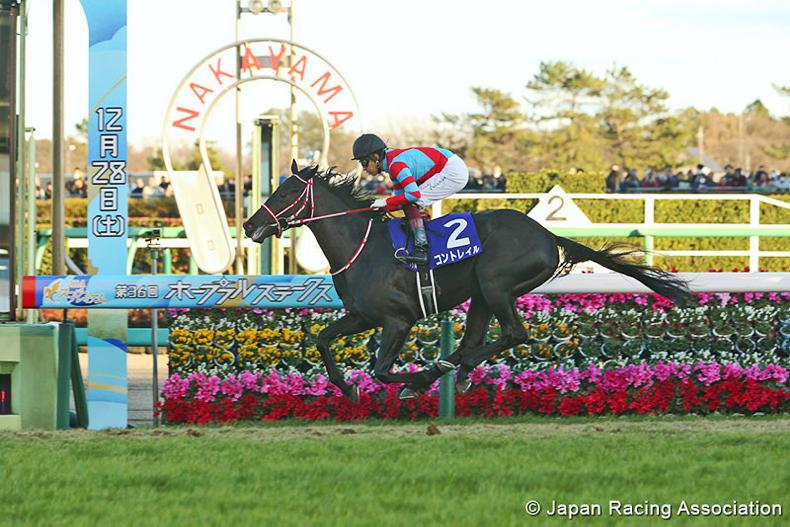 JAPAN PREVIEW: Contrail out to collect