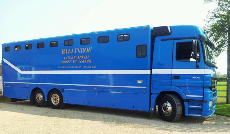 Ballinroe remain on the road