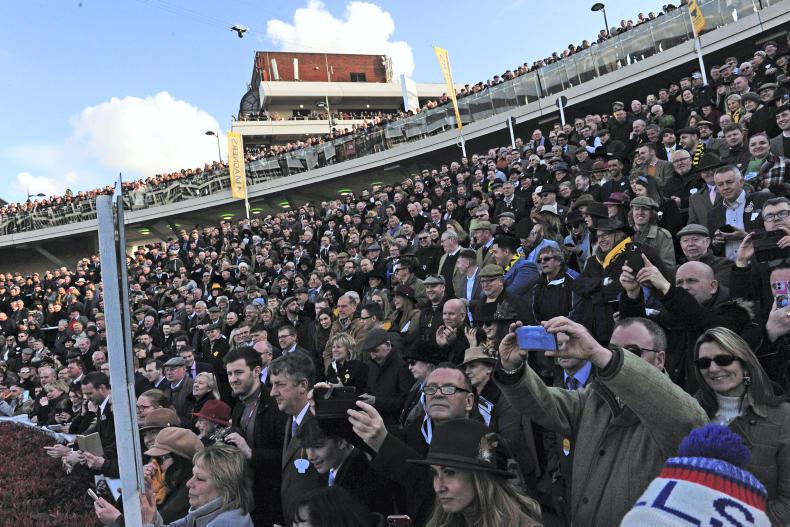 Culture Secretary defends staging of events such as Cheltenham Festival