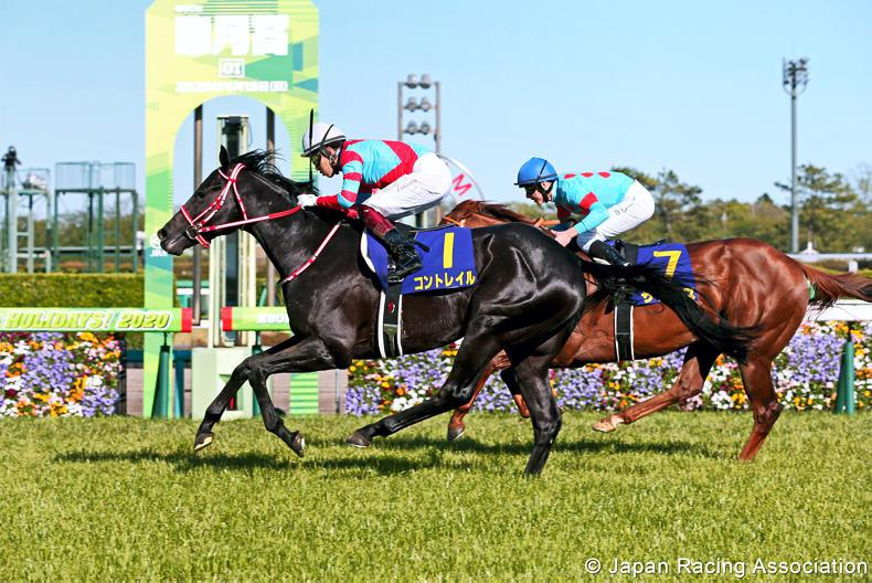 JAPAN: Contrail conquers in an epic Satsuki Sho battle
