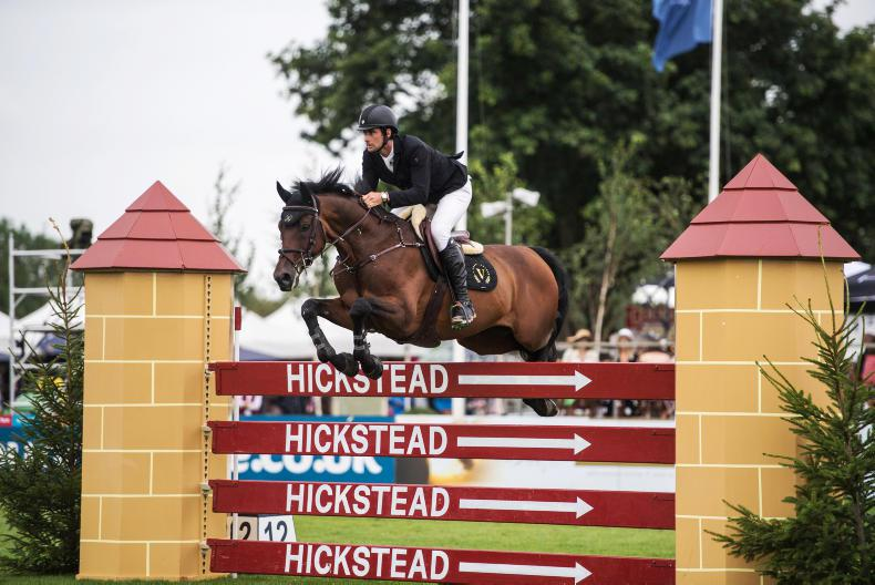 Hickstead cancels all international events for 2020