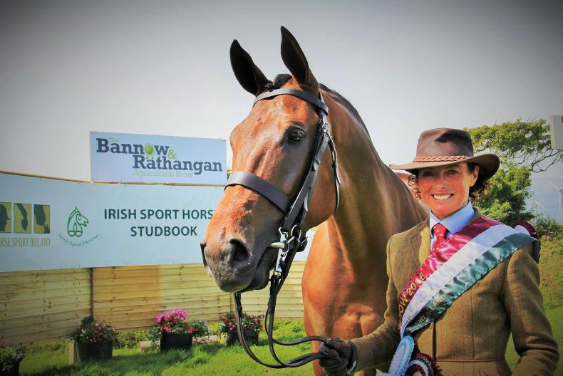 FEATURE: Rosemary Connors - A true horsewoman