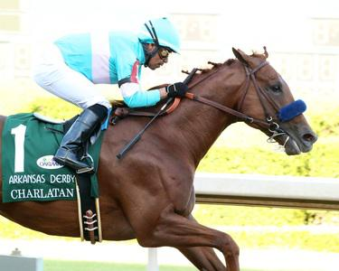 Charlatan and Nadal sparkle for Baffert at Oaklawn