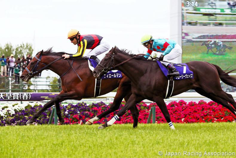 BREEDING INSIGHTS: Fierement doubles up in Tenno Sho