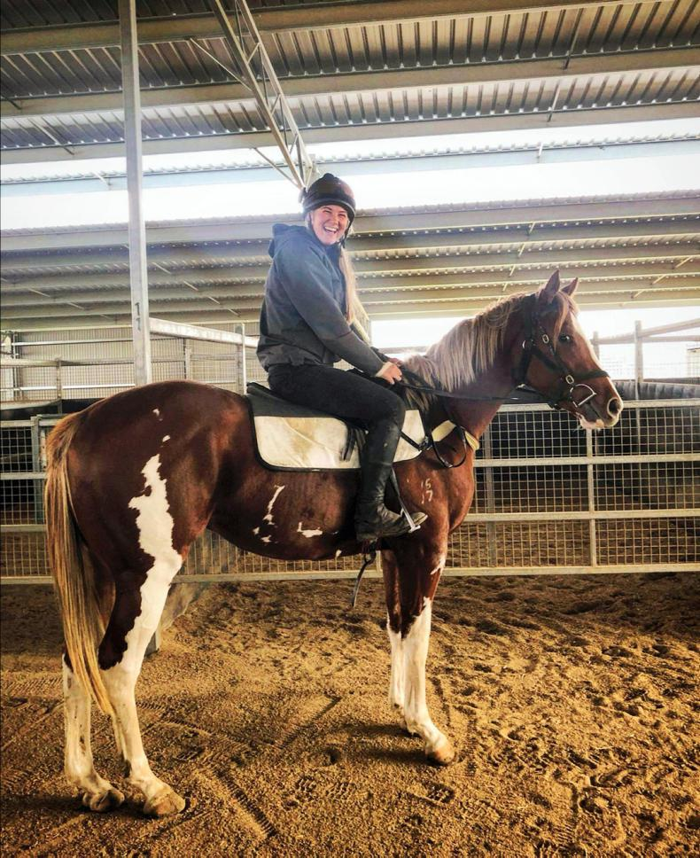 MARGIE McLOONE: Laura living the Aussie life