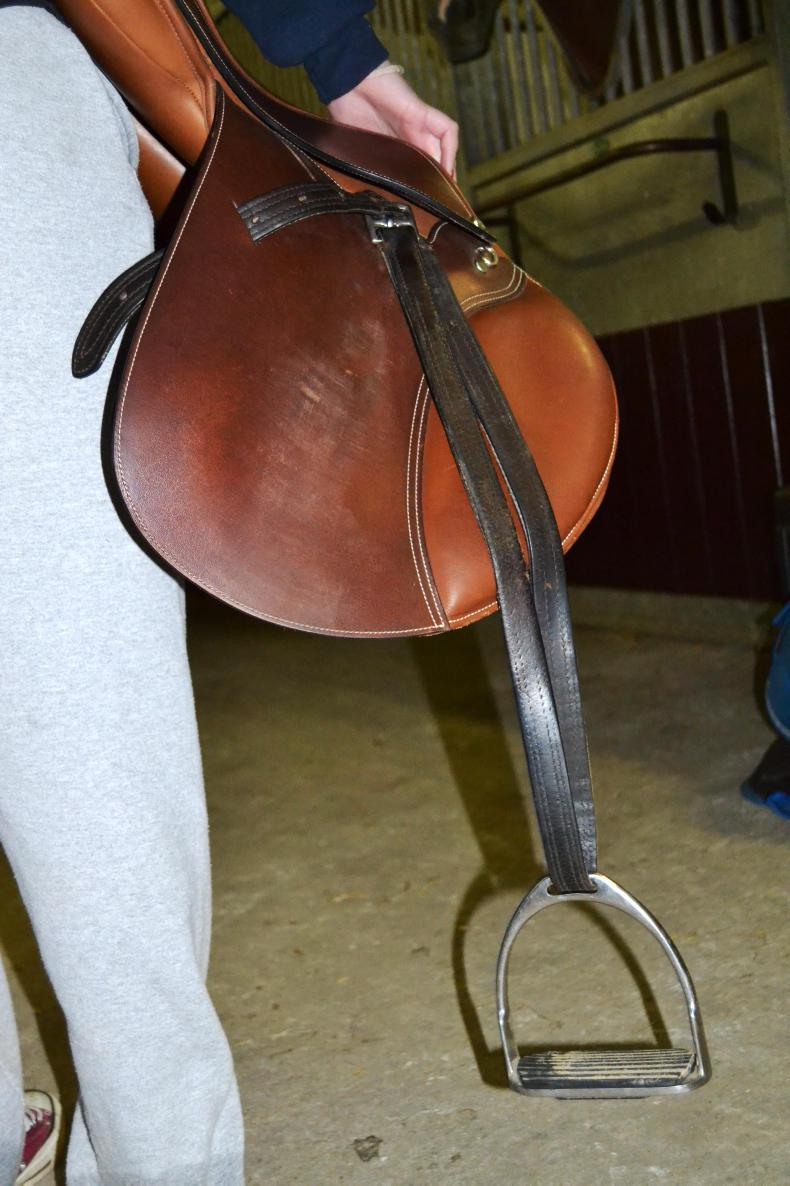 SPRING CLEANING: Cleaning and storing your tack properly