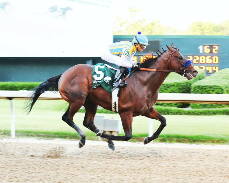 AMERICA: Baffert duo the Oaklawn heroes