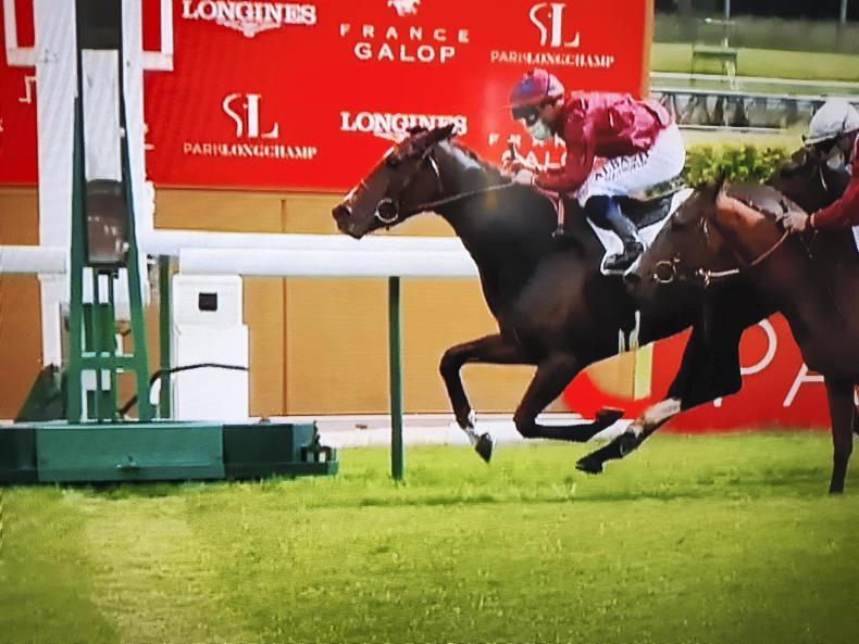 Victor Ludorum suffers shock reverse in Fontainebleau