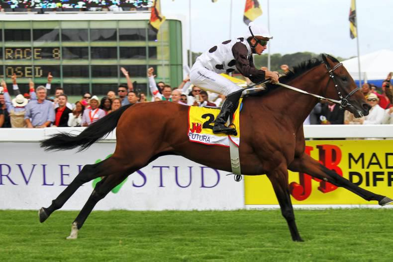 SOUTH AFRICA: Futura looks a star in J & B Met at Kenilworth