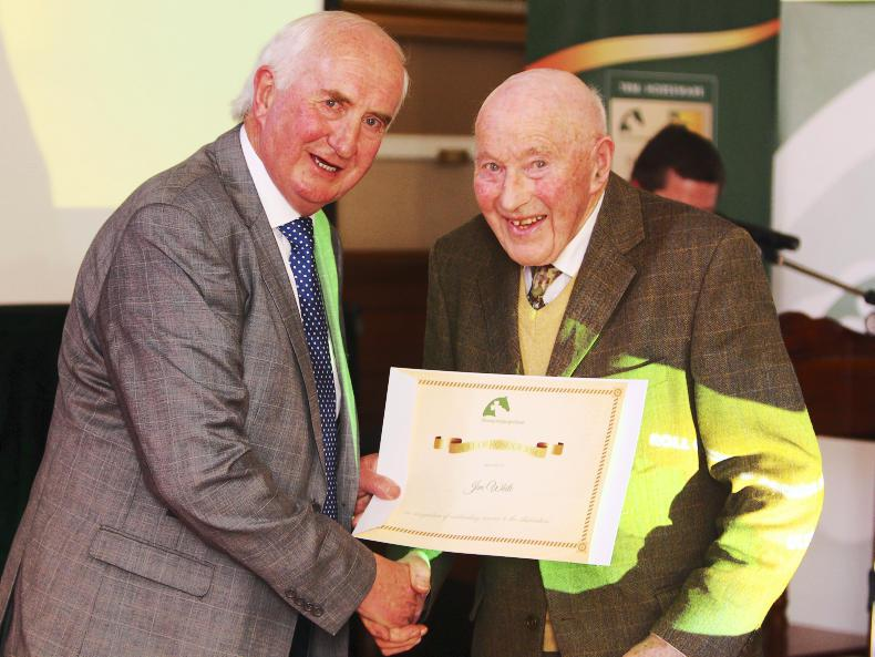 NEWS:  Loss of renowned vet and horseman Jim White