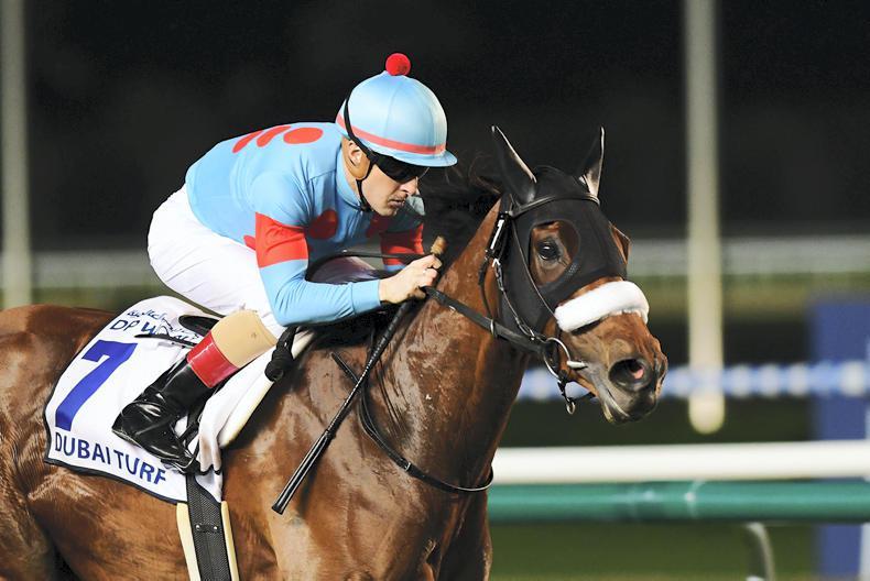 Almond Eye makes sensational return to winning ways