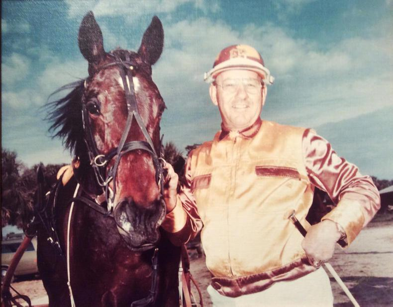 HARNESS RACING: Miller one in a million