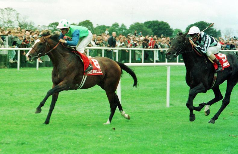 JOHN HAMMOND: A lucky escape from training but still involved