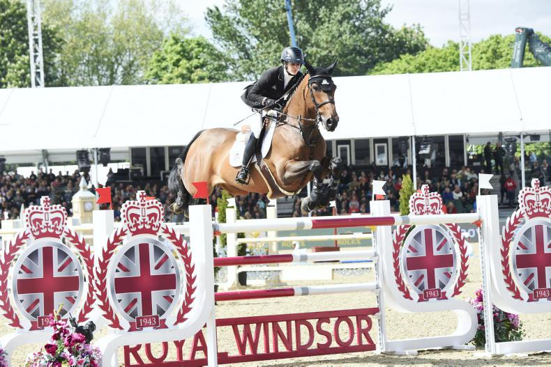 NEWS: 'Virtual' Royal Windsor win for Ahern O'Gorman