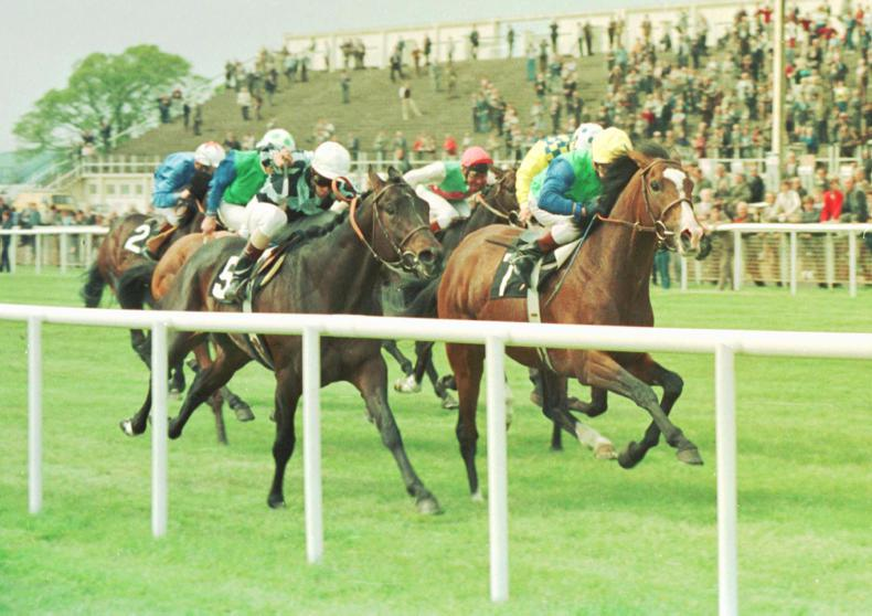 REMEMBER  WHEN: Guineas win points to greater glories