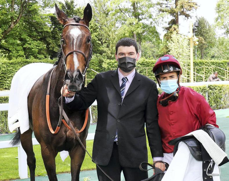 Victor Ludorum heads French 2000 Guineas squad for Fabre