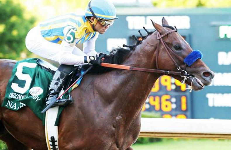 Kentucky Derby contender Nadal retired after suffering leg injury