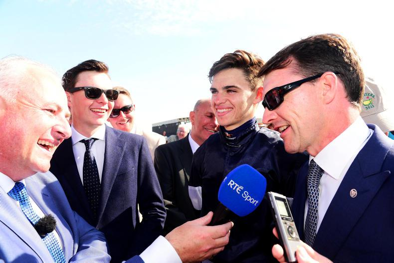 NEWS: RTÉ gives racing chance to win new fans