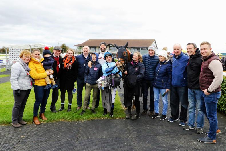 THE OWNER: Woodfarm Racing Syndicate