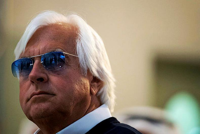 AMERICA: Baffert favourite in failed test