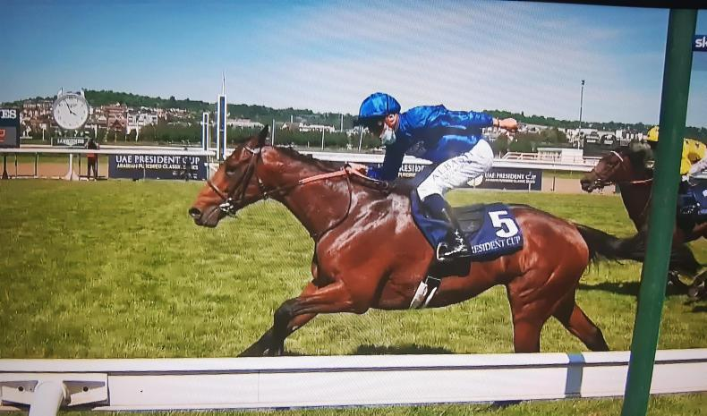 Victor Ludorum rules supreme in French 2000 Guineas