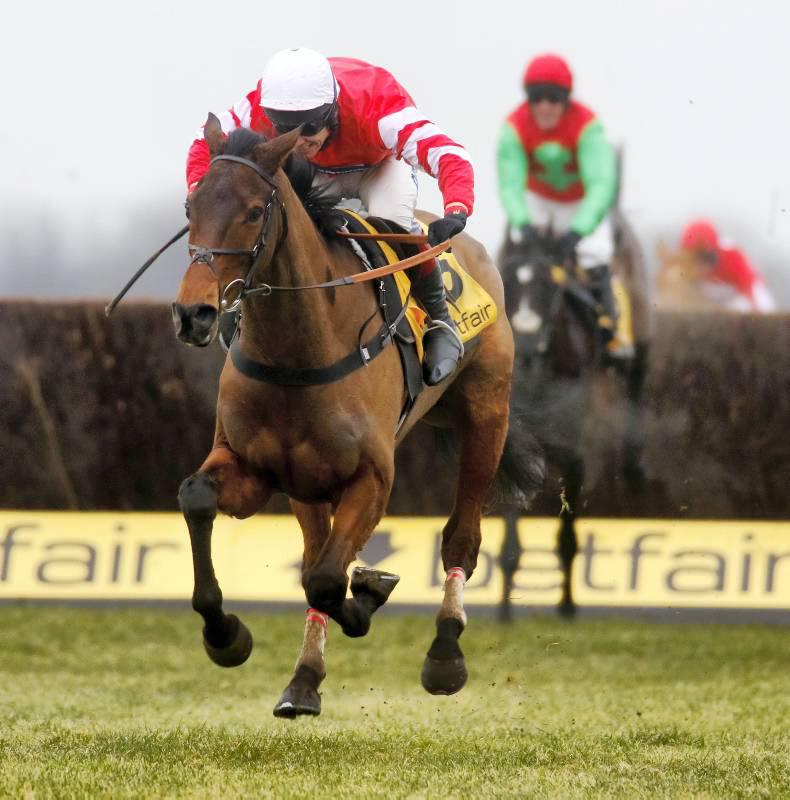 BRITISH: Coneygree's star continues to rise
