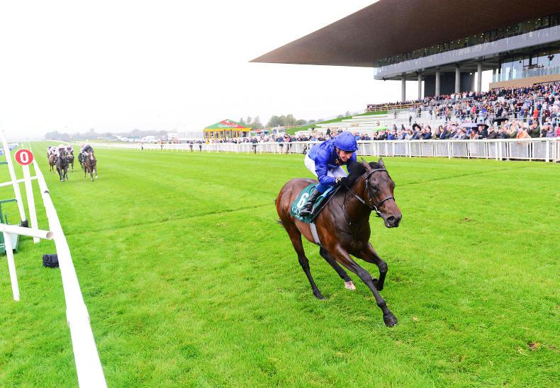 Impressive Pinatubo the one to beat in 2000 Guineas
