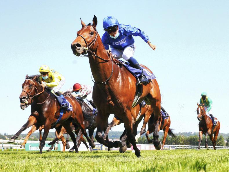 SIMON ROWLANDS: Victor Ludorum could stay Jockey Club trip