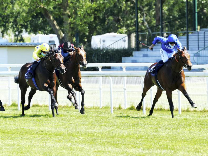 FRANCE: Victor Ludorum cruises to victory